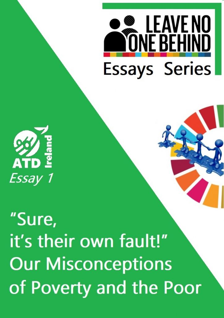Fahrenheit 451 Essay Thesis Our Misconceptions Of Poverty And The Poor Is The First Paper In A Series  Of Leave No One Behind Essays Essay In English For Students also Research Proposal Essay Atd Ireland Launched A First Leave No One Behind Essay  All  Thesis Statement Examples For Narrative Essays